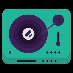 Vinyl-CD-Spieler