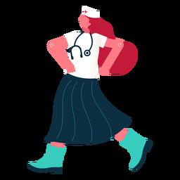 Walking Doctor Charakter