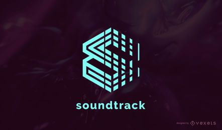 Soundtrack Music Logo Design
