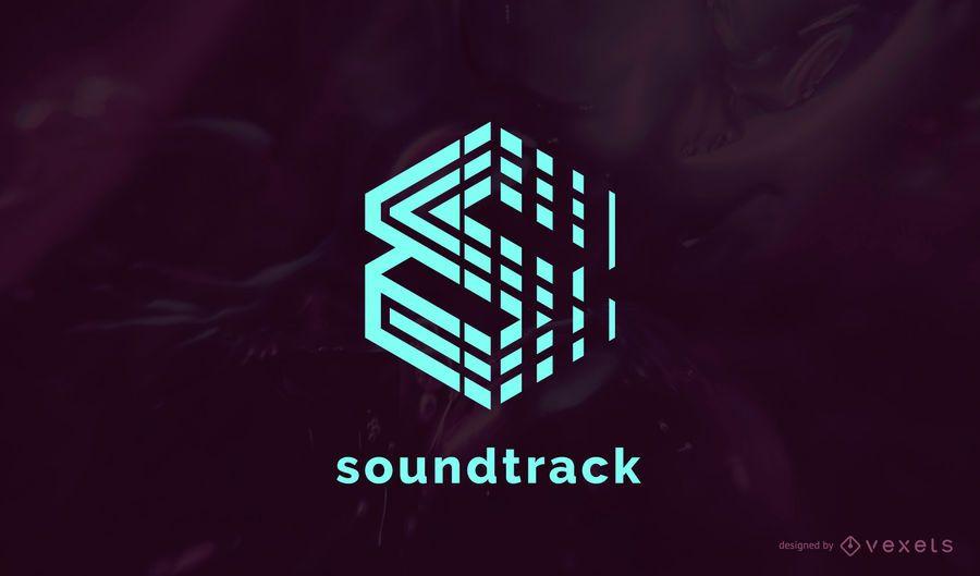 Soundtrack Music Logo Design