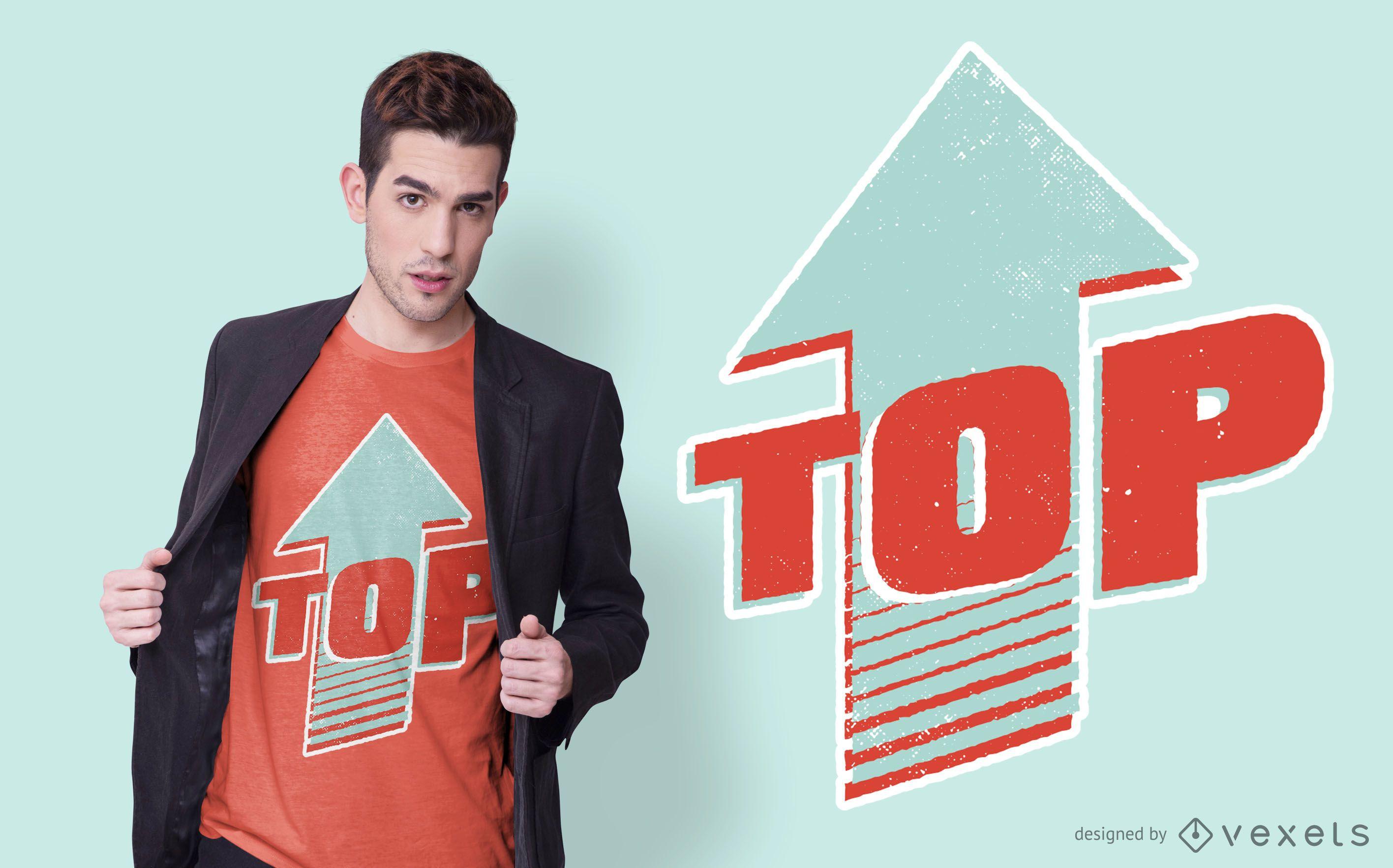 Top t-shirt design
