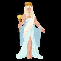 Afrodita dios griego
