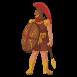 Deus grego de Ares