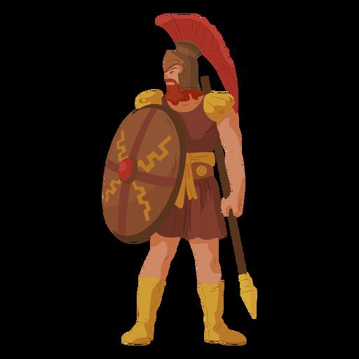 Ares dios griego Transparent PNG
