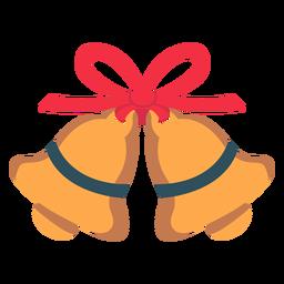 Ícone de sinos de natal natal
