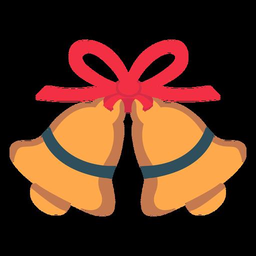Icono de campanas de navidad navidad