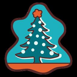 Mele Kalikimaka Weihnachtsbaum