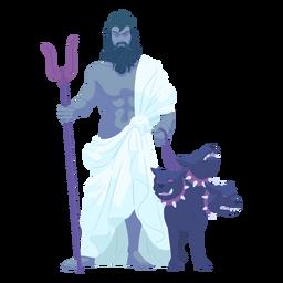 Plutón dios griego