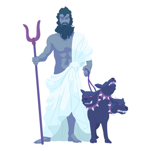 Dios griego plutón
