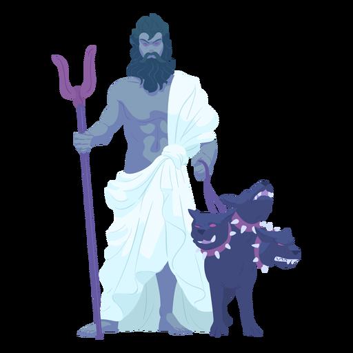 Plutón dios griego Transparent PNG