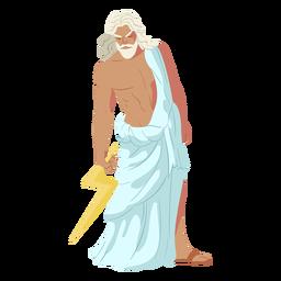 Deus grego de Zeus