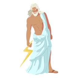 Zeus griechischer Gott