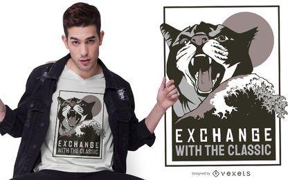 Exchange classic t-shirt design