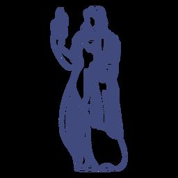 Diosa griega hestia