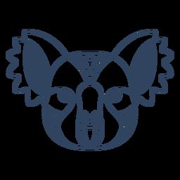 Curso de animal mandala coala