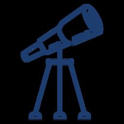 Curso de telescópio de ciência