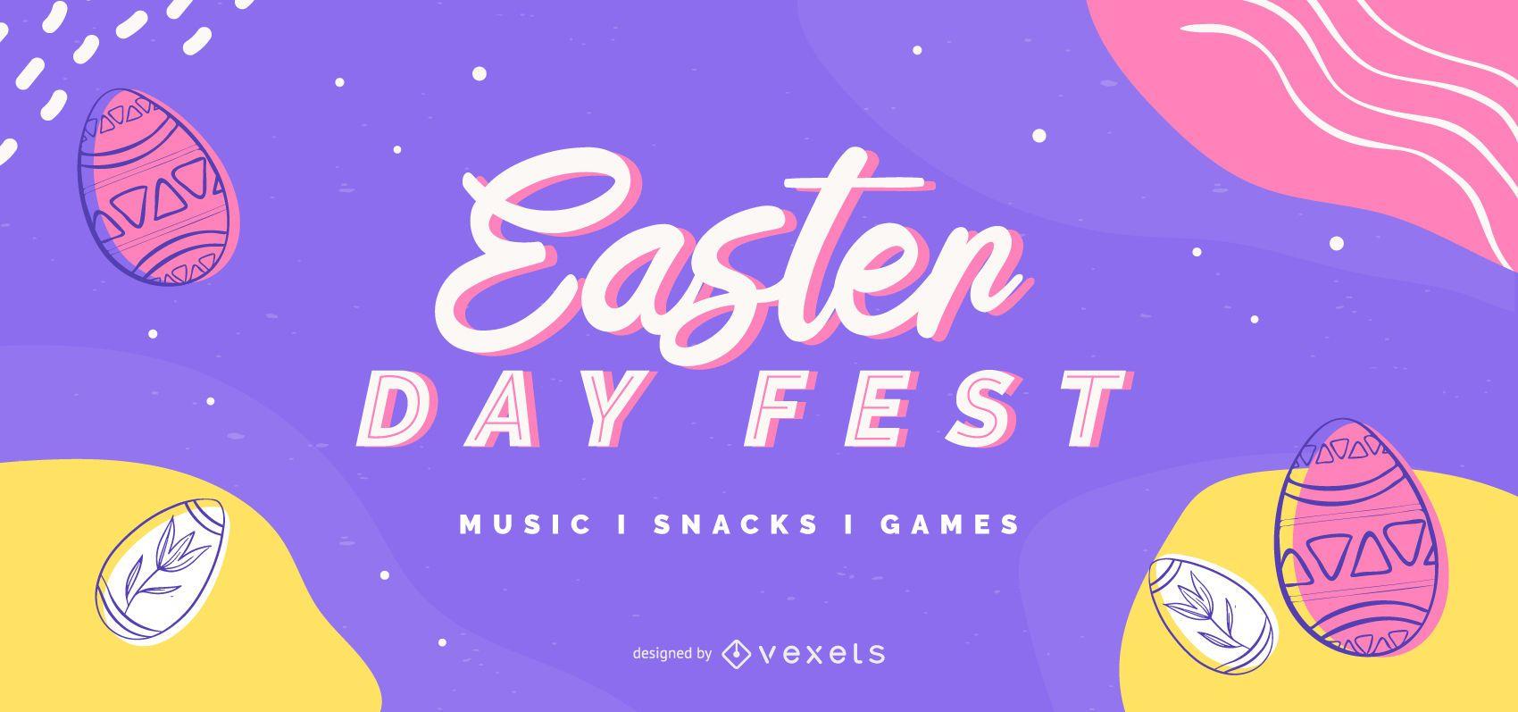 Easter slider template