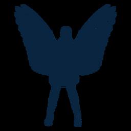 Vetor de anjo impressionante