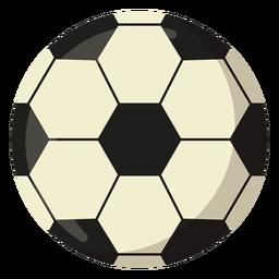 Bola de futebol incrível