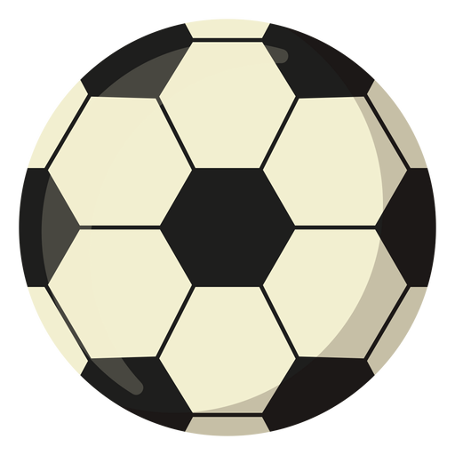 Awesome soccer ball Transparent PNG
