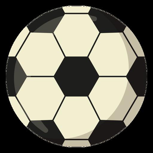 Balón de fútbol impresionante