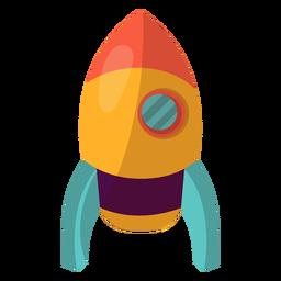 Brinquedo de nave espacial incrível