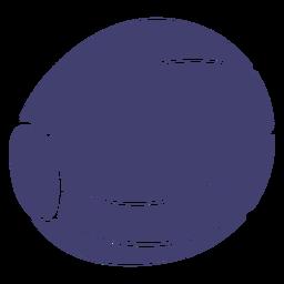 Vector de pelota de playa