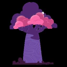 Safari de árvore grande