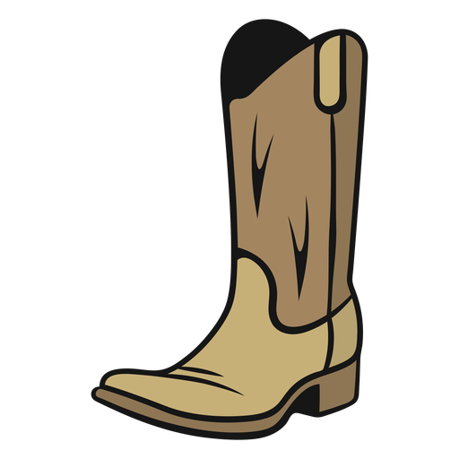 Boots cowboy vintage