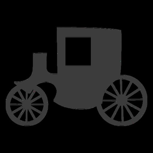 Vector simple de carro Transparent PNG