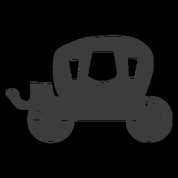 Vetor de transporte simples