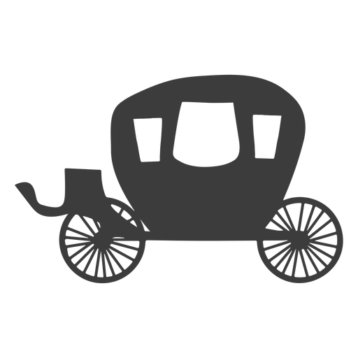 Vector de carro simple Transparent PNG