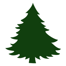Christmas tree simple