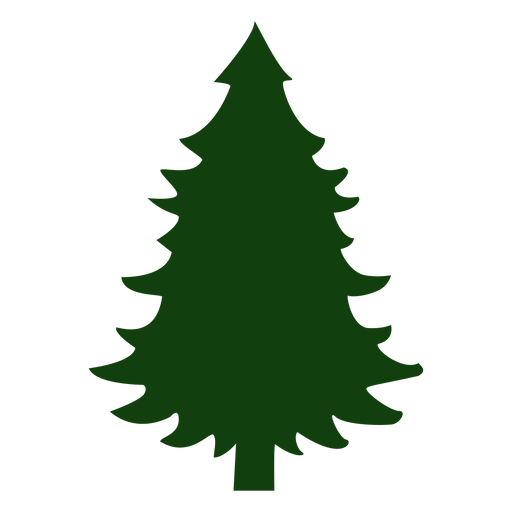 Christmas tree vector Transparent PNG