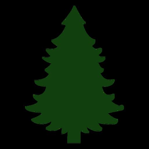 Vector de árbol de navidad Transparent PNG
