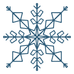 Símbolo legal do floco de neve