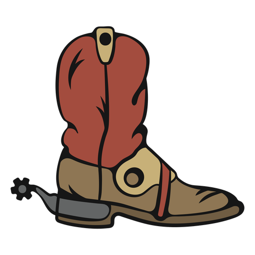 Cowboy boots vintage