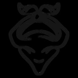 Curso de cachecol de vaqueiro