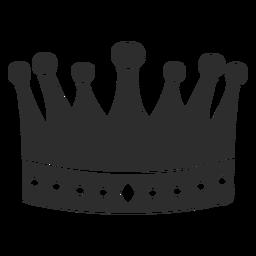Coroa simples legal