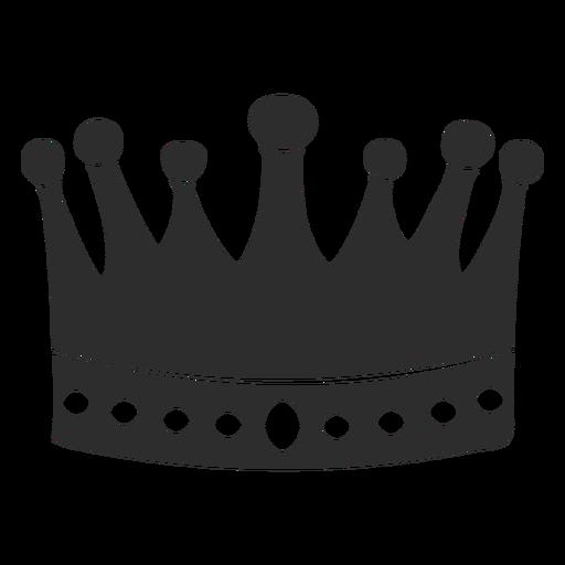 Corona simple agradable
