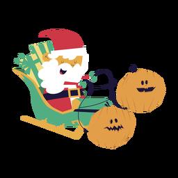 Cute santa ride