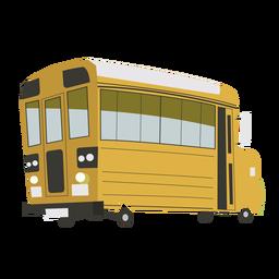 Lindo autobús escolar