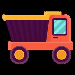 Lindo camión de juguete