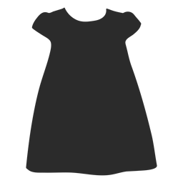 Dress children vector