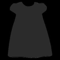 Vetor de roupas infantis
