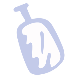 Flask trash element