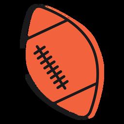 Brinquedo ícone de futebol