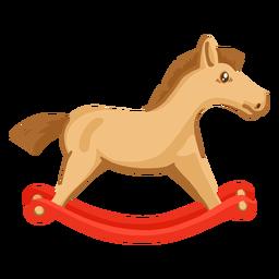 Paseo a caballo en la ilustración