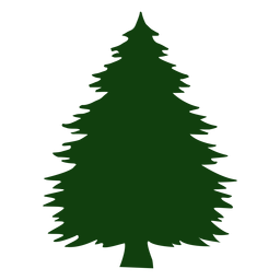 Huge christmas tree
