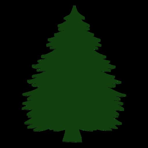 Enorme árbol de navidad